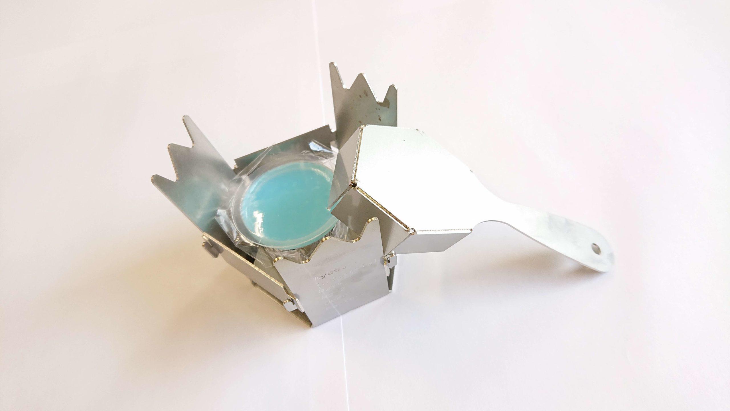 【4/10受付開始・あやせ得々スタンプラリー】金属の折り紙!?【㈱野口製作所】